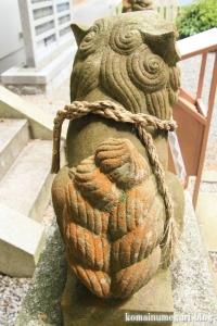 宗像神社(桜井市外山)19