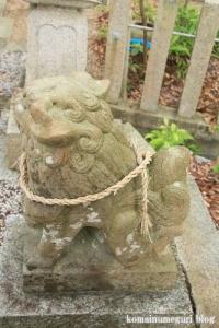 宗像神社(桜井市外山)32