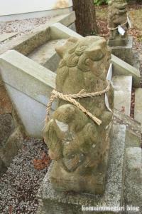 宗像神社(桜井市外山)33