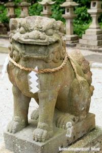 宗像神社(桜井市外山)37