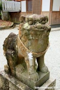 宗像神社(桜井市外山)41