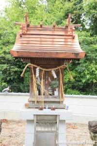 宗像神社(桜井市外山)59