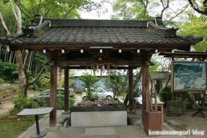 等彌(とみ)神社(桜井市桜井)9
