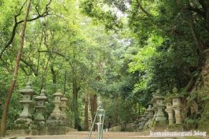 等彌(とみ)神社(桜井市桜井)27
