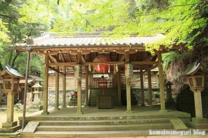 等彌(とみ)神社(桜井市桜井)32