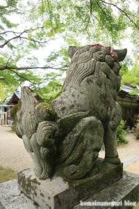 等彌(とみ)神社(桜井市桜井)13