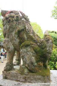 等彌(とみ)神社(桜井市桜井)16