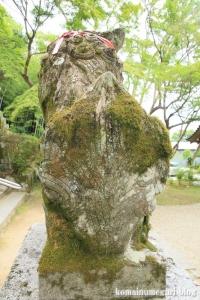 等彌(とみ)神社(桜井市桜井)17
