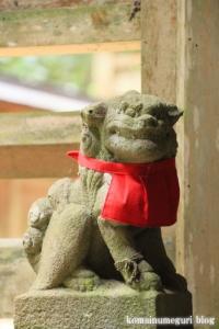等彌(とみ)神社(桜井市桜井)46