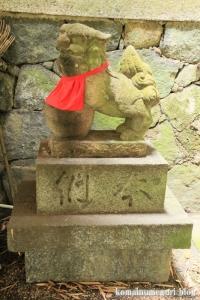 等彌(とみ)神社(桜井市桜井)33