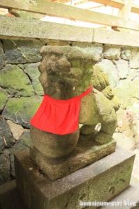 等彌(とみ)神社(桜井市桜井)34