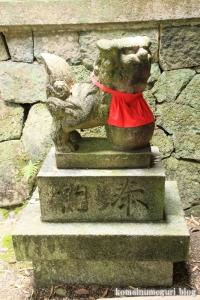 等彌(とみ)神社(桜井市桜井)37