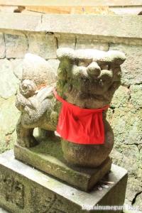 等彌(とみ)神社(桜井市桜井)38