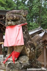 等彌(とみ)神社(桜井市桜井)84