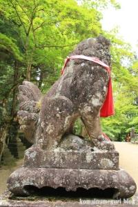 等彌(とみ)神社(桜井市桜井)85