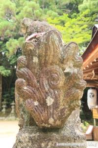 等彌(とみ)神社(桜井市桜井)86