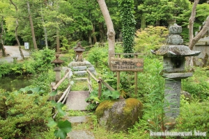等彌(とみ)神社(桜井市桜井)20