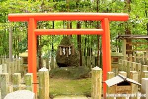 等彌(とみ)神社(桜井市桜井)28