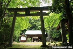 等彌(とみ)神社(桜井市桜井)57
