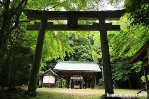等彌(とみ)神社(桜井市桜井)59