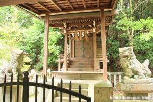 等彌(とみ)神社(桜井市桜井)62
