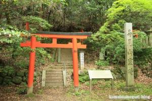 等彌(とみ)神社(桜井市桜井)66