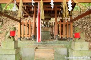 等彌(とみ)神社(桜井市桜井)68