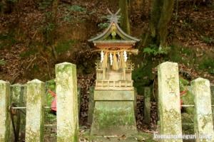 等彌(とみ)神社(桜井市桜井)72