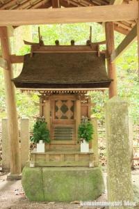 等彌(とみ)神社(桜井市桜井)50