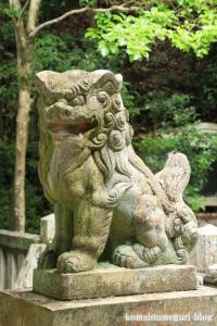 等彌(とみ)神社(桜井市桜井)63