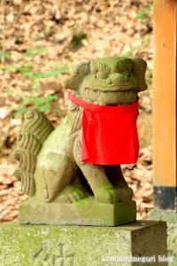 等彌(とみ)神社(桜井市桜井)70