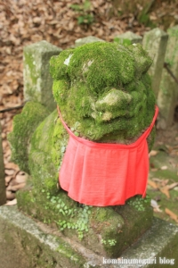 等彌(とみ)神社(桜井市桜井)74