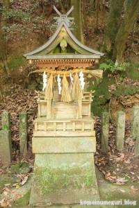 等彌(とみ)神社(桜井市桜井)75