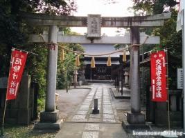 東照宮・諏訪神社(行田市本丸)3