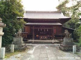 東照宮・諏訪神社(行田市本丸)7