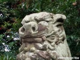 東照宮・諏訪神社(行田市本丸)21