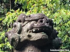 東照宮・諏訪神社(行田市本丸)44