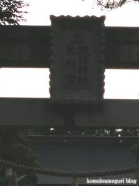 東照宮・諏訪神社(行田市本丸)4
