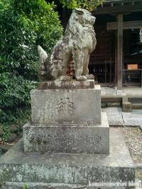 東照宮・諏訪神社(行田市本丸)14