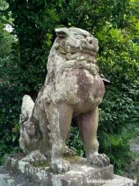 東照宮・諏訪神社(行田市本丸)15