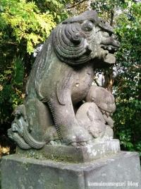 東照宮・諏訪神社(行田市本丸)38