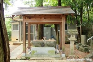 若櫻(わかさ)神社(桜井市谷)8