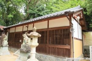 若櫻(わかさ)神社(桜井市谷)20