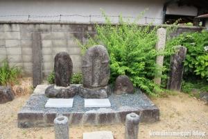 八幡宮(仁王堂八幡神社) (桜井市谷)8