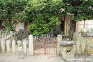 八幡神社(桜井市河合)6