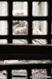 八幡神社(桜井市河合)9