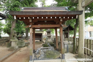 春日神社(桜井市戒重)3