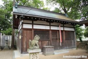 春日神社(桜井市戒重)4