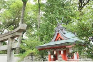 春日神社(桜井市戒重)8
