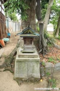 春日神社(桜井市戒重)7